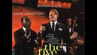 Danny Kaye  & Louis Armstrong  1959  -  The Five Pennies Label: Dot Records