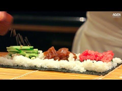 Sushi Rolls - Restaurant in Tokyo - Japanese Cuisine