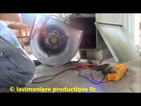 gas furnace blower fan not working part 1 of 2