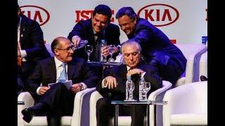 O brasileiro se sacrificou em nome do combate à corrupção que nunca aconteceu.