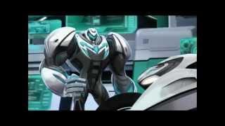 Max Steel Reboot 1º Temporada Episódio 6 Ataque do C Y T R O! Dublado