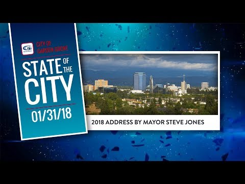 Garden Grove State of the City Address 2018