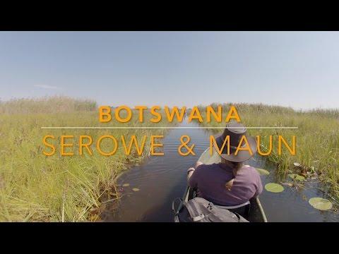 Botswana: Serowe & Maun Apr '16