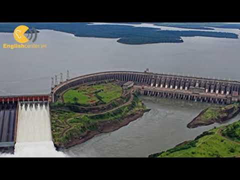 Englishcenter.vn - L3 - Super Structures - Dams