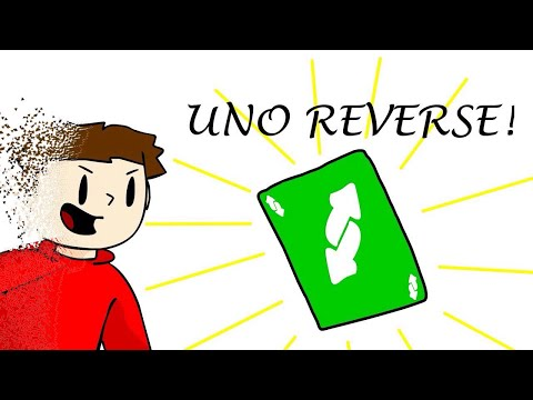 An Uno Reverse Card Saved My Life Kind Of Youtube