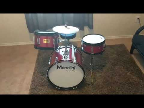 Mendini Kids Drum Set Review