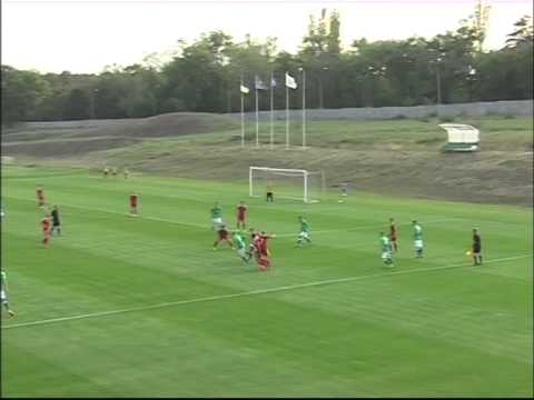 Металлург З U19 - Ворскла U-19 - 3:1 (10.09.14).Видеобзор.
