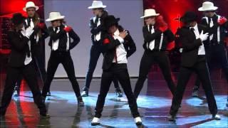 Fatih Jackson - Michael Jackson Tribute - Part 7 (Turkey Got Talent)
