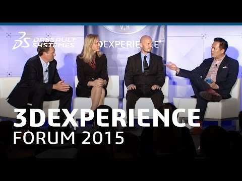 Additive Manufacturing - 3DEXPERIENCE FORUM North America 2015 - Dassault Systèmes