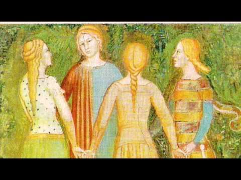 Maestro Piero (c.1300-1350): Or qua, compagni