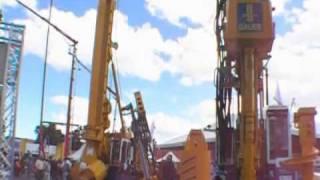 ConExpo-ConAgg 2011: Day 1
