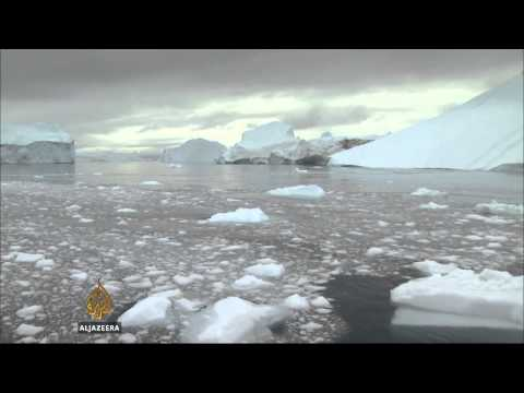 Economic race to extract Arctic resources