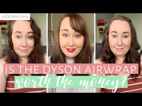 IS THE DYSON AIRWRAP ACTUALLY WORTH IT?! 🤑 || Dyson Airwrap Demo & Review