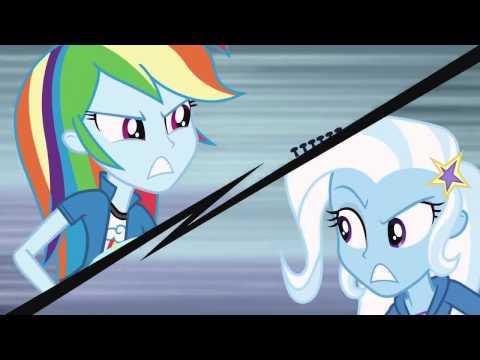 Rainbow Rocks - Duelo de Guitarras (HD)