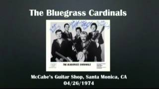 【CGUBA076】The Bluegrass Cardinals 04/26/1974