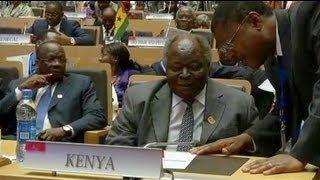 Саммит Африканского Союза: ситуация в Мали и...