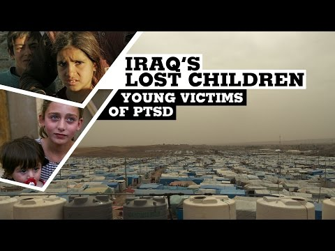 EXCLUSIVE - Iraq's lost children: young victims of PTSD