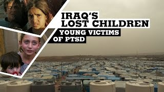 EXCLUSIVE   Iraq's lost children  young victims of PTSD
