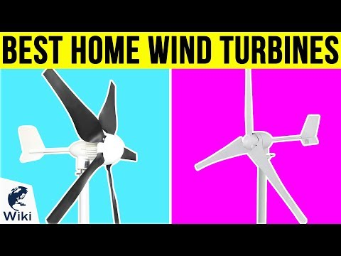 8 Best Home Wind Turbines 2019