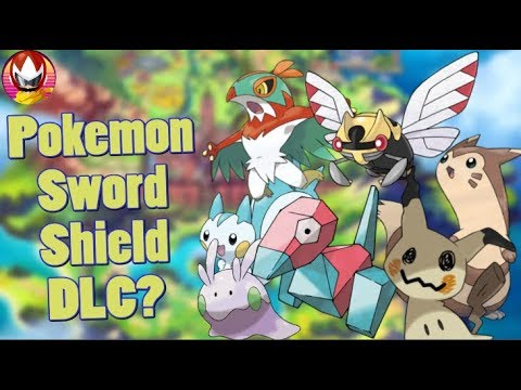 Repeat Pokemon Sword And Shield Might Add Dlc Pokemon Later By