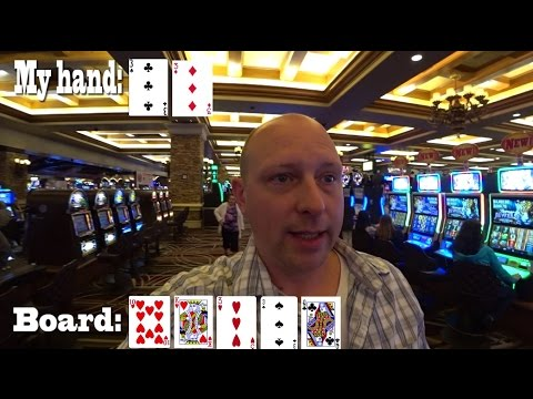 "Vlog #44 ""Playing poker at Green Valley Ranch"" Pokerkraut Las Vegas"