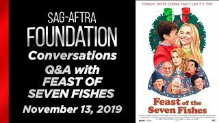 Conversations with FEAST OF SEVEN FISHES