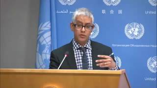 UN calls to stop using people as human shields in #Mosul & Other Topics (Daily Briefing 3/24/2017)