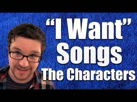 I Want Songs (Part 1) – The Characters
