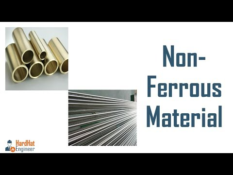 Non-Ferrous Metal Aluminum, Copper, Nickel, Titanium - Piping Training Video-5