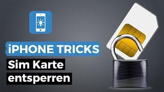 Sim Karte entsperren am iPhone | iPhone-Tricks.de