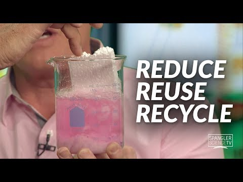 Reduce, Reuse, Recycle - Cool Science