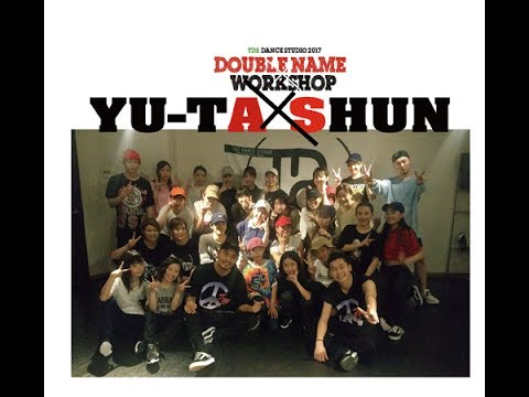 YU-TA*SHUN / 20170521 / The Rolling Stones - Paint It, Black at.TDS DANCE STUDIO