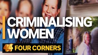 Why are so many women going to jail? | Four Corners