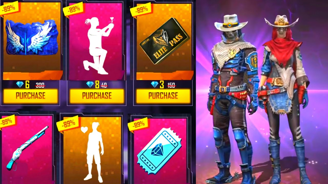 FREE FIRE MYSTERY SHOP CONFIRM EVENT | MYSTERY SHOP EVENT | ELITE PAAS DISCOUNT EVENT ?