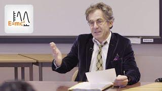 [Conférence] La notion de vide par Etienne Klein