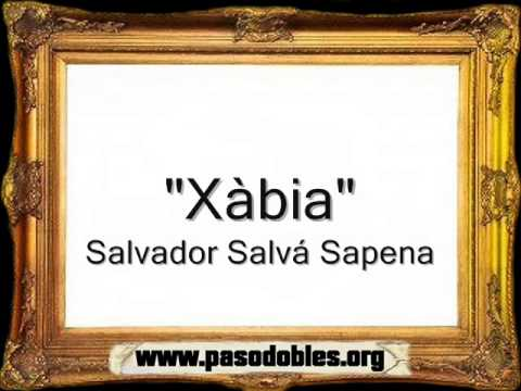 pasodoble xabia