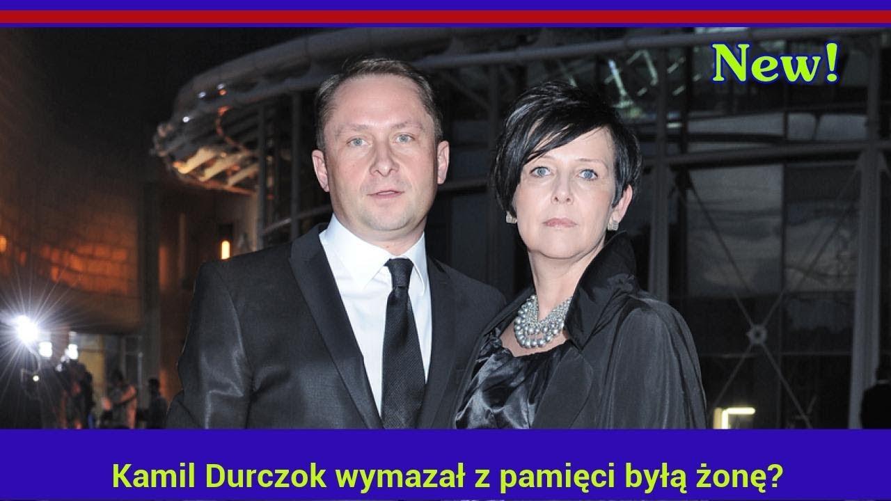 Kamil Durczok wymazał z pamięci byłą żonę?