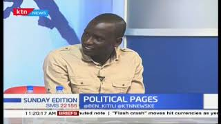 Is it the end for Wiliam Ruto? Uhuru ally vows to block Ruto come 2022 | Sunday Edition