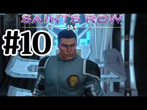 Saints Row 4 Walkthrough Part 10 - Xbox 360 Gameplay With Commentary 1080P