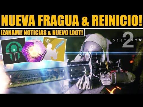 Destiny 2 - Gran Reinicio! Aventura Izanami! Nuevo Loot! Recompensas Veterano! Ocasos & Eververso! thumbnail