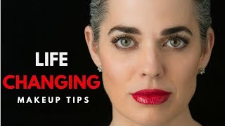3 Life Changing Makeup Tips | Nikol Johnson