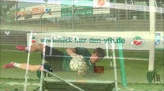 Kommt zur Lohmühle! Samstag, 14 Uhr: VfB Lübeck vs. FT Braunschweig