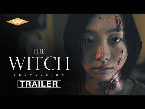 THE WITCH: SUBVERSION (2020) Official US Trailer | Korean Action Horror Movie