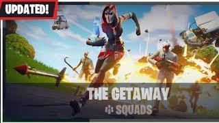 Fortnite | The Getaway Mode Updated! :)