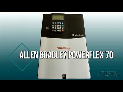 Allen Bradley PowerFlex 70 Repair | Precision Electronic Services