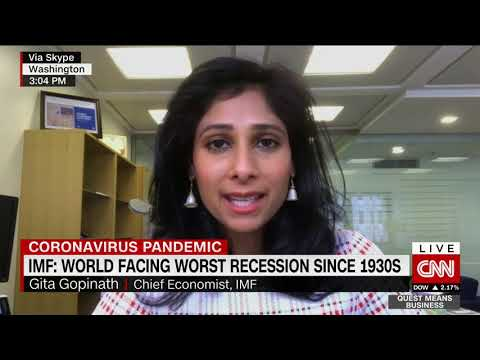 IMF: World Facing Worst Recession Since 1930s