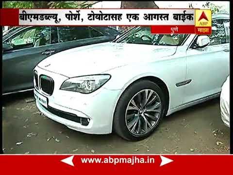Pune : DS Kulkarni's Rs 5 crore cars seized