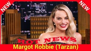 Margot Robbie (Tarzan) : cette question qui la met en colère en interview
