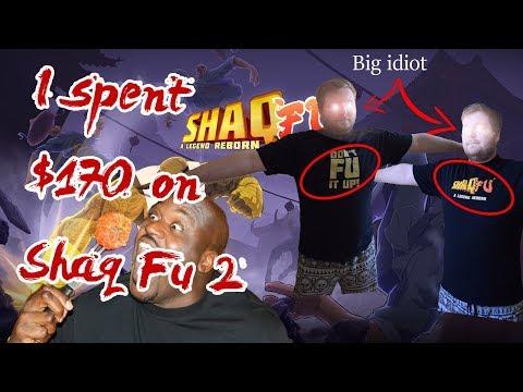 Kickstarter Disaster: Shaq Fu A Legend Reborn