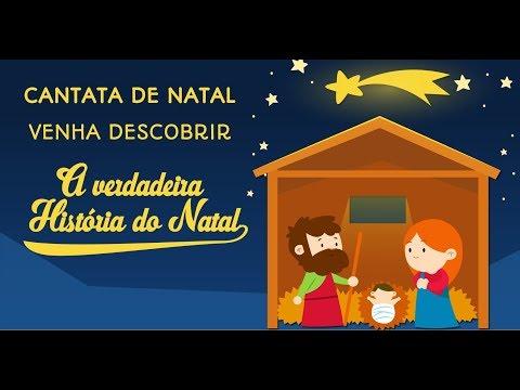 A Verdadeira Historia Do Natal Cantata Infantil De Natal 17 12